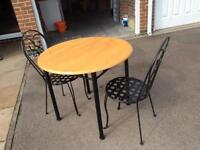 NEXT Table and 2 Chairs