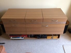 A all in one entertainment centre.