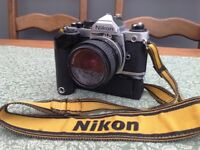 Nikon FM2 film camera for sale.
