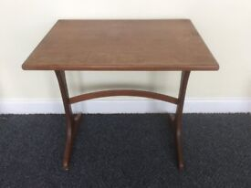 Vintage 1960s G-Plan Teak Wood Coffee Table/End Table