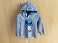 Monster hoody, George 1.5-2 years, excellent condition