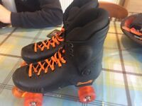 Size 6 roller boots