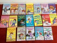 Horrid Henry books bundle 19 children's books