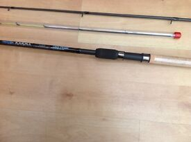 New carbon feeder rod