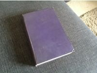 Noel coward- future indefinite hardback & signed!
