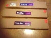 3 wooden blinds still boxed bought wrong size