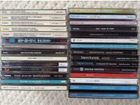 80 Music CD's all original and in excellent condition