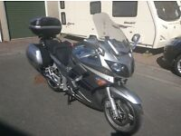 Yamaha FJR 1300 Motorcycle