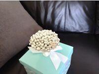 Beautiful flower girl bouquet