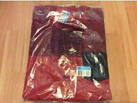 Nike Air Jordan RARE Unique Pocket GYM RED T Shirt Size Medium BRED Cement Retro 3 Elephant Print