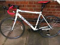 Swap my road bike for mountain bike