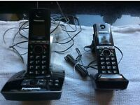 Panasonic twin cordless home phone
