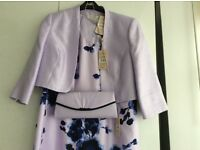 Jacques vert Dress & Jacket