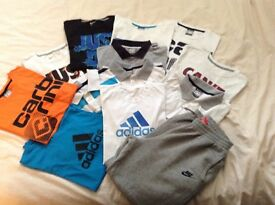 Boys Clothes Bundle Age 13-15 years