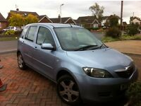 Mazda2 Automatic. low mileage, good condition, gearbox recently re-furbed