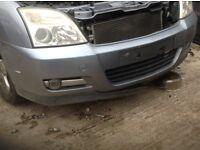 Vauxhall Vectra/Signum pre facelift Z163 front bumper.