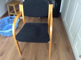 Wallis office chair/reception area chair