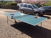 Butterfly Table Tennis Table- Full Size