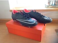Nike Mercurial football boots size 9.5