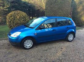 Fiesta Zetec only 79,000 miles full service history