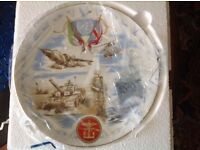 "LIMITED EDITION ""VICTORY IN THE GULF "" COMMEMORATIVE PLATE"