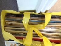 "12"" LPs albums singles VINYL Mostley REGGAE large bundle 52"
