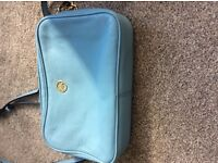 Michael Kors blue shoulder bag been used a few times perfect condition