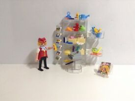 Not complete Playmobil summer fun hotel shop (second hand).
