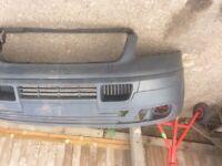 Vw front bumper t5