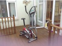 Gym Master Cross Trainer