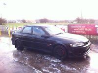 Vauxhall vectra sri swaps/sale