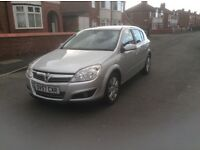Vauxhall Astra 1.6 Design 5dr hatchback petrol manual 2007 low mileage full service history £1495