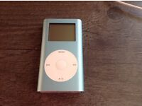 Apple iPod Mini 1st Generation 4GB Blue