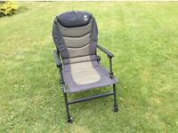 JRC recliner fishing chair