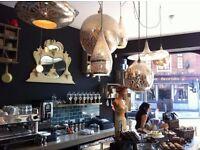 Part Time Cafe Assistant, Lavish Habit, Balham
