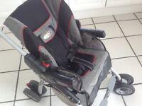 Pram/pushchair/car seat
