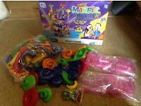 Mega marble run toy. Complete with box. Excellent condition never played with. Retail tesco £19.99
