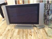 "Sony 36"" flat screen TV"