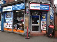 CONVENIENCE STORE,(BUSINESS FOR SALE),OPPOSITE LEVENSHULME TRAIN STATION