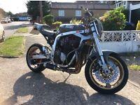 Suzuki gsxr 1100 streetfighter 7/11