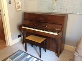 Collard & Collard upright piano, beautiful sound, excellent condition.