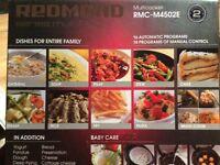 Redmond RMC-M4502E. 16 auto programs and 18 manual programs