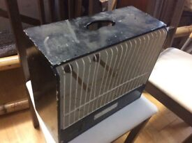 Vintage Bird Carrying Cage / small