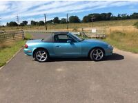 Rare MX5 svt sport 2002 in excellent condition.