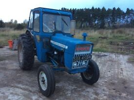 Ford 3000 vintage tractor