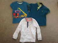 Boys Ted Baker t-shirts