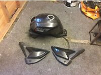 Keeway 125 petrol tank and side panels £20 job lot bargin