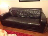 2seater-3seater leather sofas