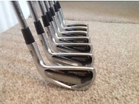 Titleist 716 AP2 golf clubs with upgraded KBS Tour V shafts
