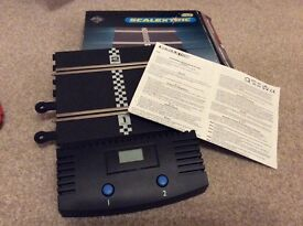 Scalextric Classic C8045 Electronic Lap Counter and Timer - boxed